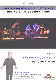 Curso iniciación Soundpainting