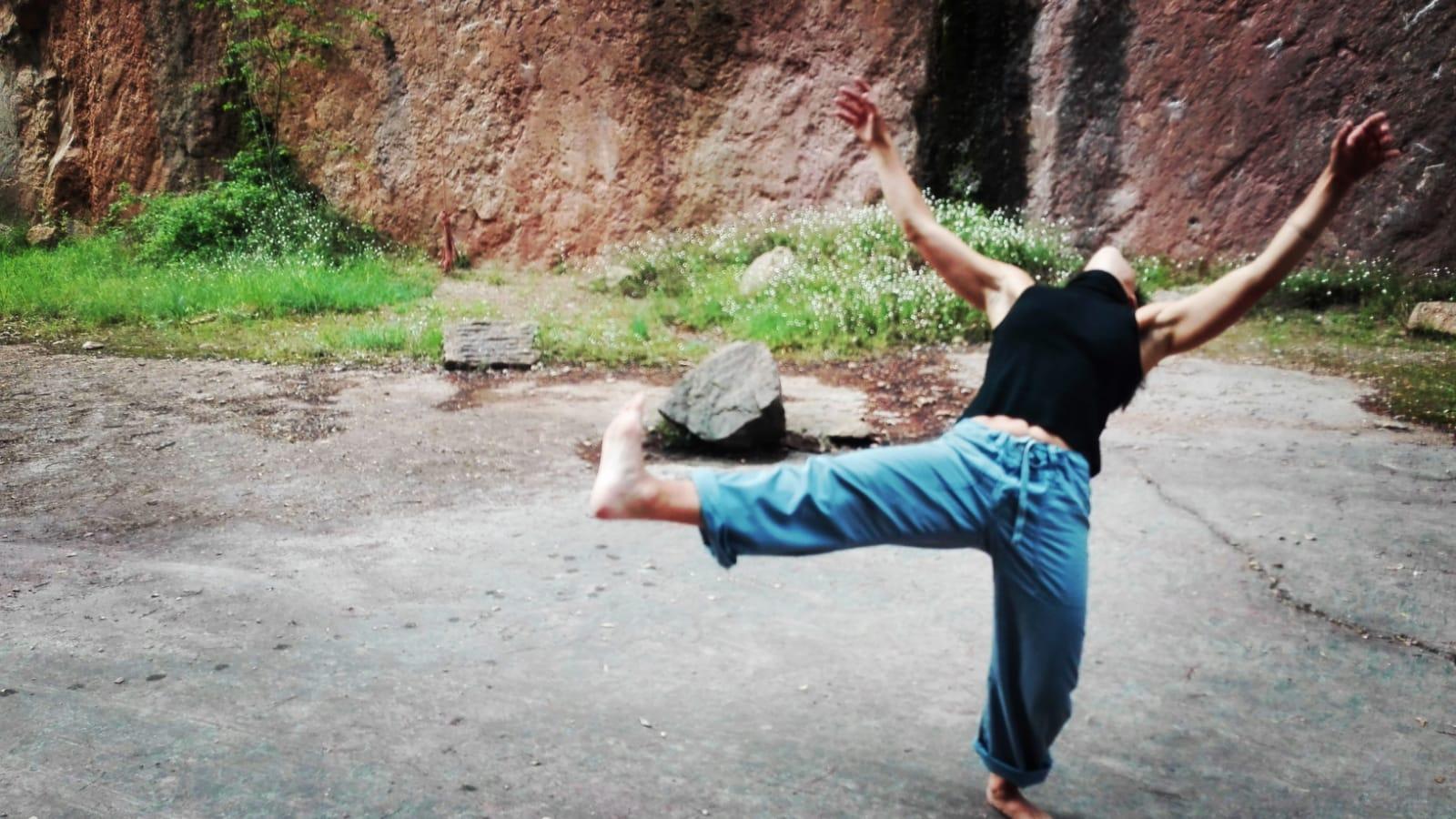 Danza contempóranea +16 años