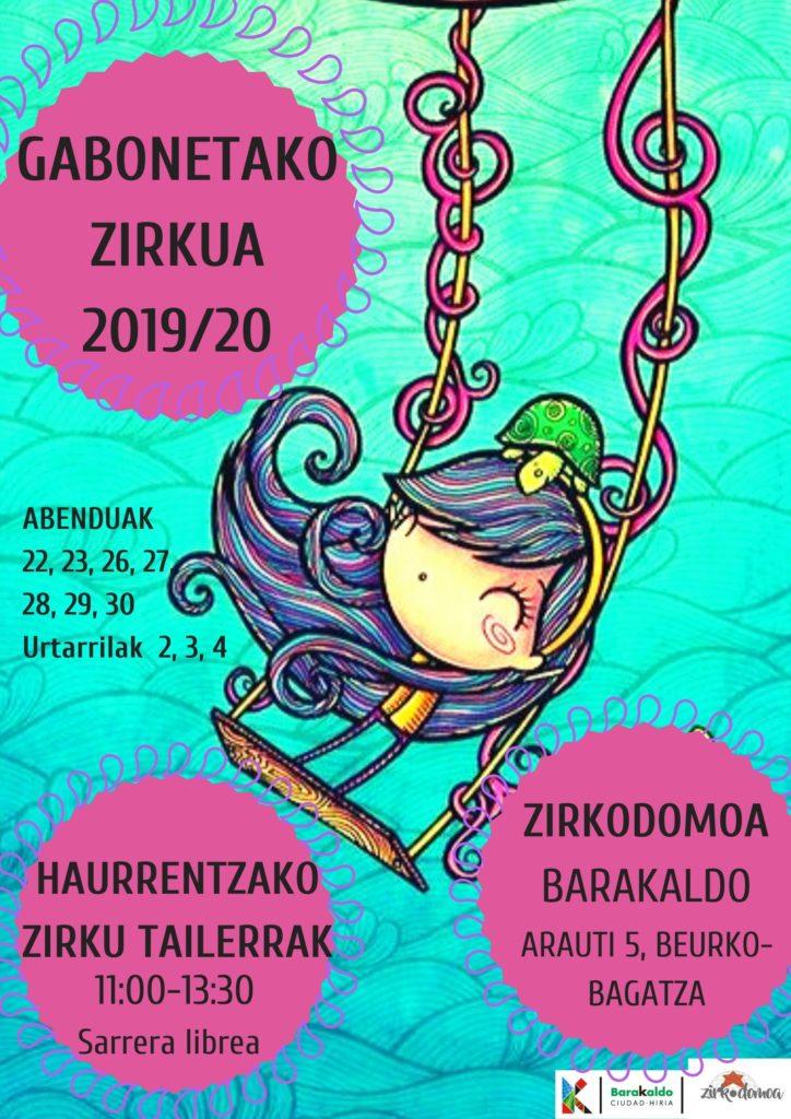 GABONETAKO HAURRENTZAKO TAILERRAK
